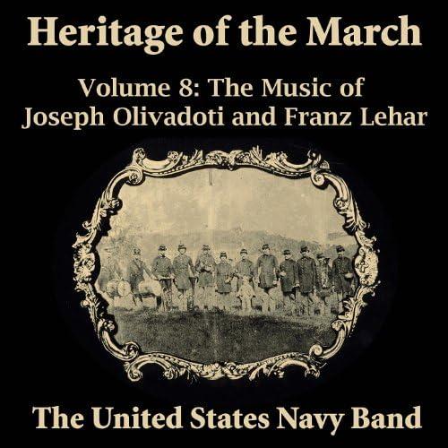 US Navy Band, Donald W. Stauffer