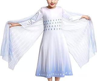 Riekinc Girls Fancy Party Dress Halloween Cosplay Costume Queen Princess Costume