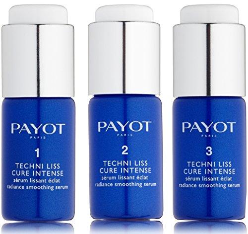 Payot Techni Liss Cure Intense, Anti Aging Kur glättendes 21-Tage-Pflegeprogramm, Techni Liss, 3x10ml