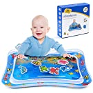 Tummy Time Baby Water Mat Infant Toy Inflatable Play Mat For 3 6 9 Months Newborn Boy Girl