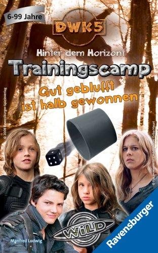 Ravensburger 23275 - Die Wilden Kerle DWK 5: Trainingscamp Mitbringspiel