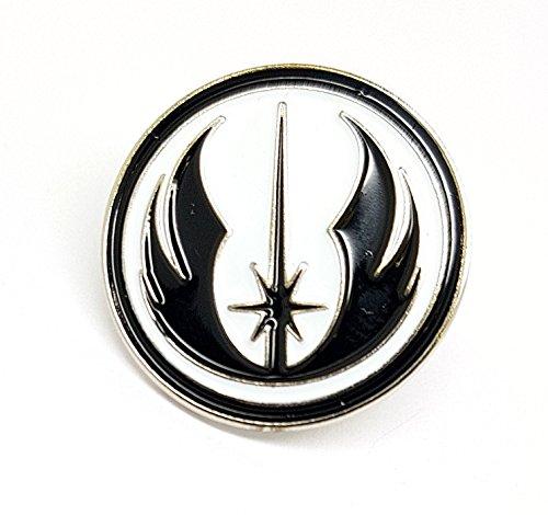 """Preisvergleich Produktbild """"Star Wars Orden der Jedi-Ritter Insignia"""" Abzeichen zum Anstecken,  Metall,  Emaille"""