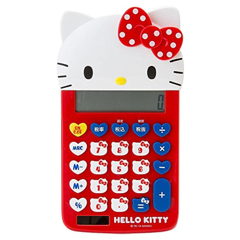 レベルハプニング審判ハローキティ キティ形電卓(ドット)