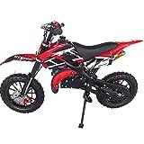 SYX MOTO Kids Dirt Bike Holeshot 50cc Gas...