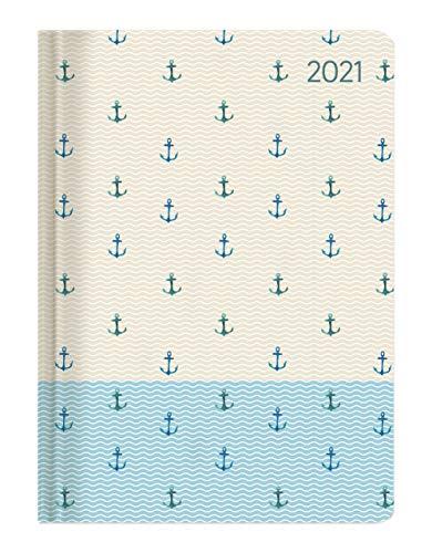 Faro 192 Pagine Alpha Edition Agenda Settimanale Ladytimer 2021 Formato Tascabile 10,7x15,2 cm