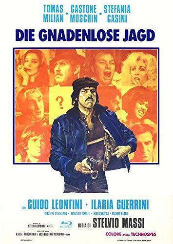 Die gnadenlose Jagd - Mediabook - Cover B - Limited Edition - limitiert und nummeriert auf 444 Stück - Eurocult-Collection #65 (+DVD) [Blu-ray]