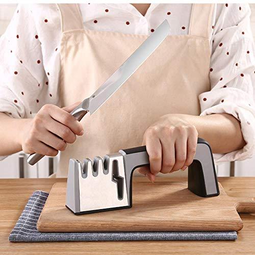 FICI professionele slijper Küchenwerkzeuge Wolfram Manuelle Schere Spitzer Schleifmaschine Schleifstein Zubehör