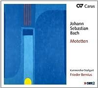 Motets by JOHANN SEBASTIAN BACH (2012-11-13)