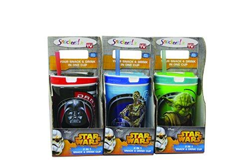 Snackeez Jr Star Wars Assorted Styles