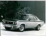 1970 Opel Manta GT/E - Vintage Press Foto