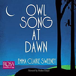 Owl Song at Dawn audiobook cover art