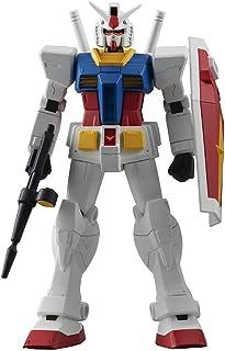 "Gundam Ultimate Luminous - Gundam RX-78-2 with Rifle 4"" Light Up Figure"