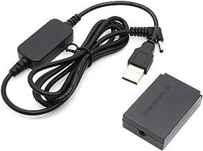 Mobile Power Bank Charger USB Cable 8.4V ACK-E12+DR-E12 DC Coupler LP-E12 Dummy Battery for Canon EOS M M2 M10 M50 M100