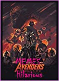Menes: Hilarious Avengers Endgame - Funnies And jokes - World Class jokes People Funnies For All (English Edition)