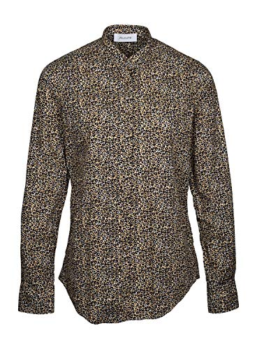 Aglini Bluse Lindsay Leopard - 40