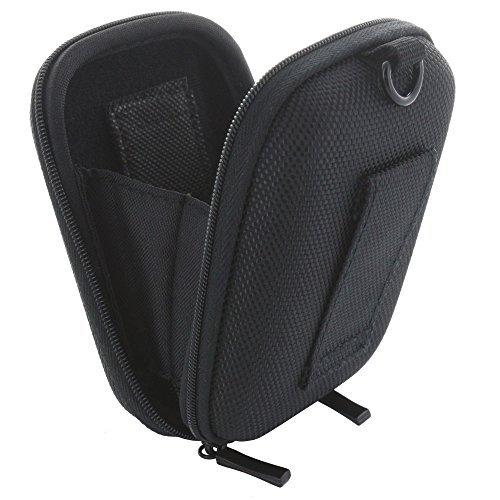 Kameratasche Hardcase Kompaktkamera S 2.0 Kamera Tasche passend für Canon Ixus 180 185 190 HS - Nikon A10 - Sony DSC W810 WX220 WX350 - schwarz