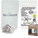 Naturellia Acido Hialuronico Polvo 5 Gramos 50 k-Dalton Altamente Concentrado - Bajo Peso Molecular...