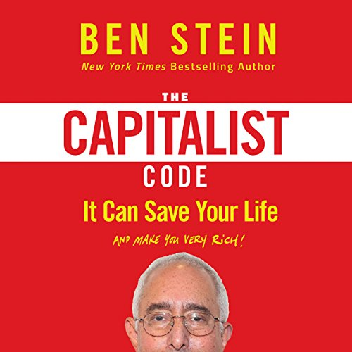 The Capitalist Code audiobook cover art