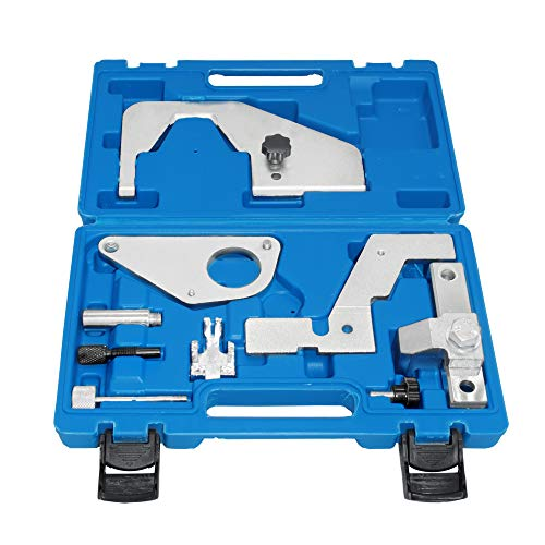 Pumauto Engine Camshaft Timing Locking Tool Kit Compatible with Ford Mondeo Focus 2.0 SCTi Ecoboost Ti-VCT