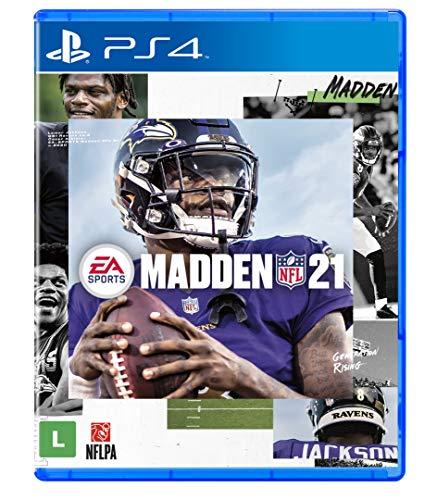 Madden NFL 21 - PlayStation 4 - Exclusivo Amazon