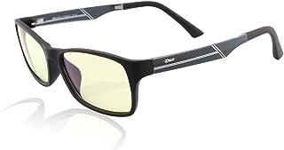 Duco Full Rim Ergonomic Advanced Video Computer Glasses Transparent Black 223