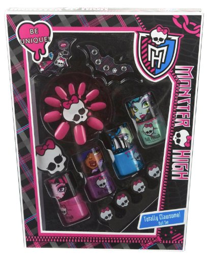 Monster High Nail Set, Totally Claws