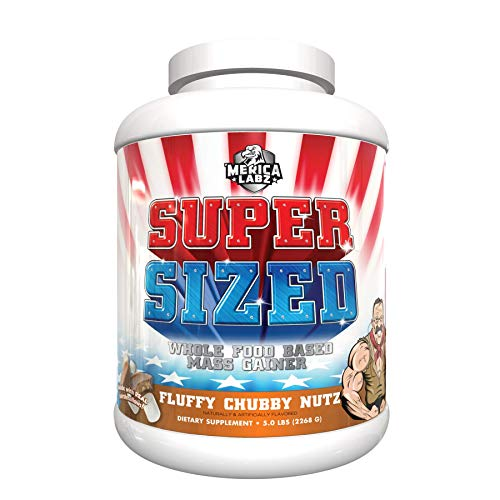 Merica Labz Super Sized Whole Food …