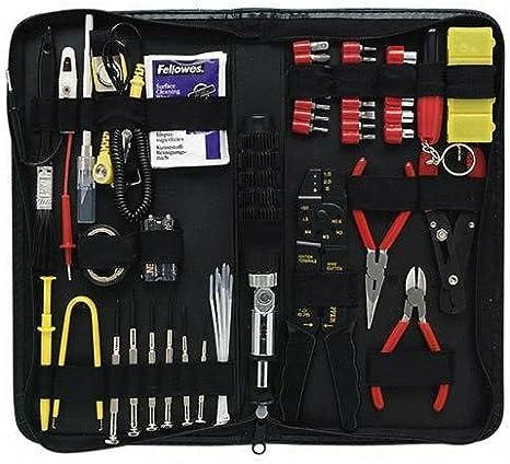 Fellowes Premium Computer Tool Kit-55 Piece FEL49106
