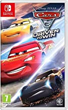 CARS 3 : Driven to Win Nintendo Switch Nintendo Switch by Disney