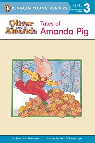 Tales of Amanda Pig: Level 2 (Oliver and Amanda)の詳細を見る