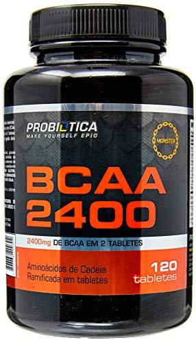 BCAA 2400-120 Tabletes - Probiótica