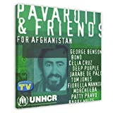 Richard Noel Marx's Album-Cover – Pavarotti & Friends for