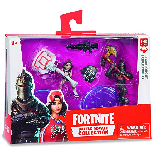 Fortnite Blister Duo - 2 Figuras 7 cm y 1 accesorio escondid