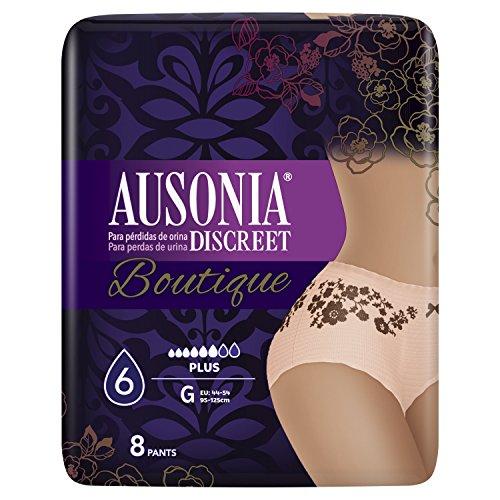 Ausonia Discreet Boutique Slips – Lot de 8