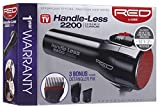 Best Ceramic Blow Dryers - Red by Kiss 2200 Ceramic Tourmaline Dryer Review