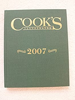 Paperback Cook's Illustrated 2007 Book