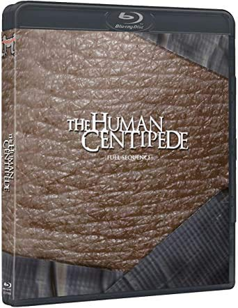 The Human Centipede II, Full Sequence ( The Human Centipede II ) [ Spanische Import ] (Blu-Ray)