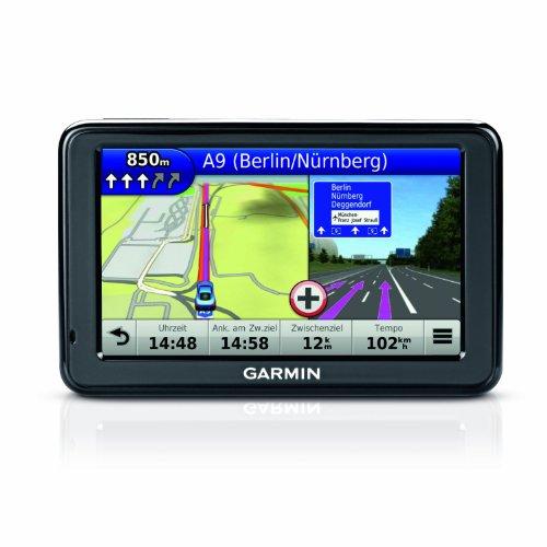 Garmin nüvi 2545 LMT CE Navigationsgerät (12,7 cm (5,0 Zoll) Display, 3D Traffic, Zentraleuropa, Lifetime Map Update, Text-to-Speech)