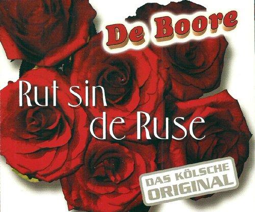 Rot, rot, rot sind die Rosen (ja ja ja,...