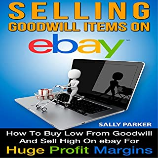 Selling Goodwill Items on eBay audiobook cover art