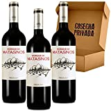 Bosque de Matasnos - 3 Botellas - Envío Gratis 24 H - - Vino Tinto - Ribera del Duero - Mejor Vino RCP - Seleccionado y Enviado por Cosecha Privada