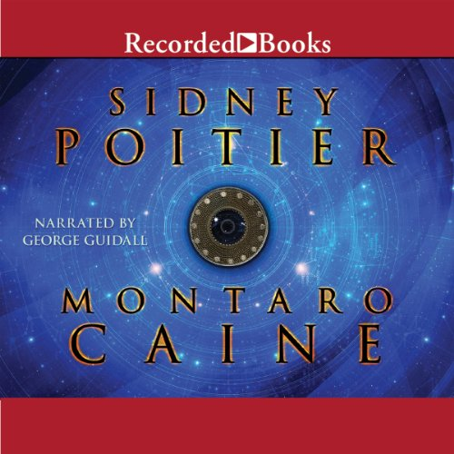 Montaro Caine audiobook cover art