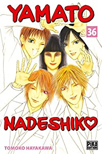Yamato Nadeshiko Edition simple Tome 36