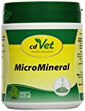 cdVet Naturprodukte MicroMineral Hund & Katze 500 g - suministro natural de micronutrientes - órganos de desintoxicación de alivio - equilibrio mineral - metabolismo - capa - protección de vitaminas -