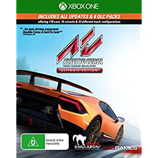 Assetto Corsa Ultimate Edition (Xbox One)