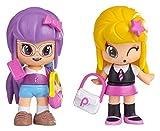Pinypon - Compañeras de Clase, Julia & Lilith, Set de 2 muñecas (Famosa 700012915)