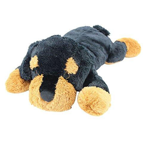 Sweety Toys 5512Peluche en forme de rottweiler Taille XXL: env. 80cm