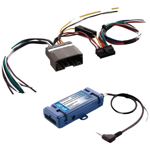 PAC PACRP4CH11 RP4-CH11 All-in-One Radio Replacement Steering Wheel Control Interface (for Select Chrysler Vehicles wi