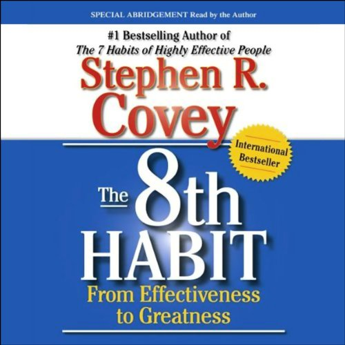 The 8th Habit  By  cover art
