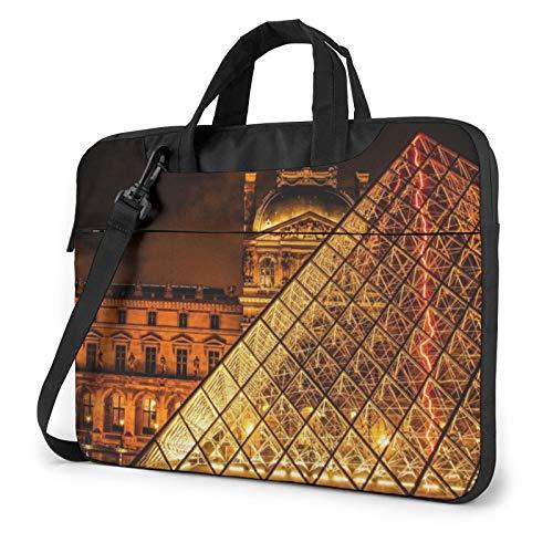 Architecture Art Gallery Printed Laptop Shoulder Bag,Laptop case Handbag Business Messenger Bag Briefcase